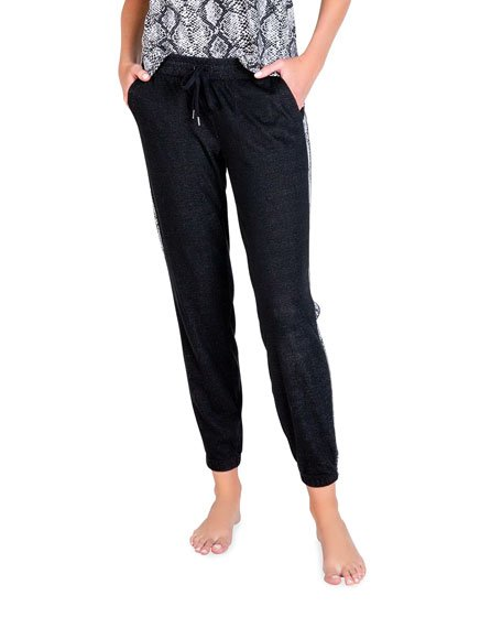 Pant C Nights Side-Taped Jogger Pants