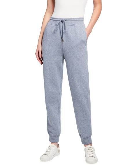 French-Terry Jogger Pants