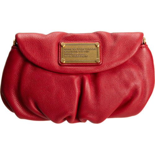 Marc by Marc Jacobs Classic Q Karlie Bag - Wild Raspberry