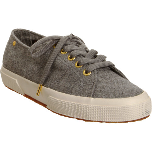 Superga for The Row Cashmere Sneaker