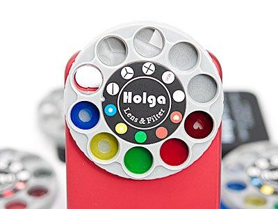 Holga iPhone Lens Filter Kit SLFT-IP4