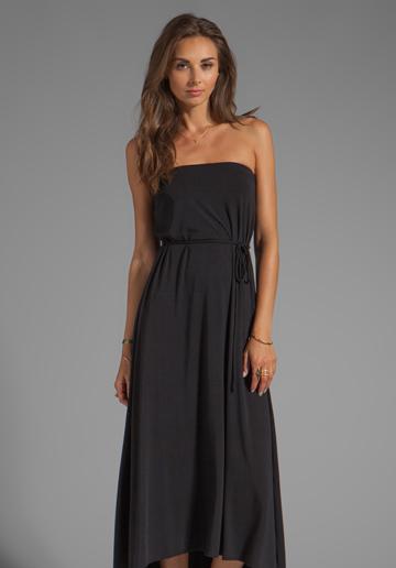 Krisa Tube Maxi Dress