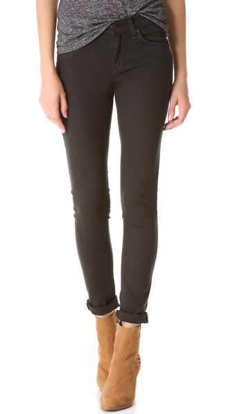 Rag & Bone Skinny Jeans in Pirate Gray
