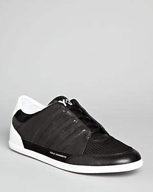 Adidas Y-3 Honja Low Top Sneakers