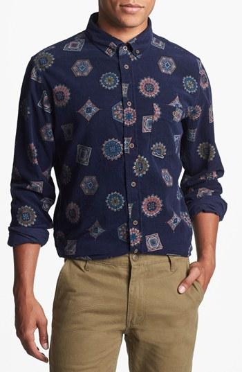 ZANEROBE \'Alanis\' Corduroy Shirt