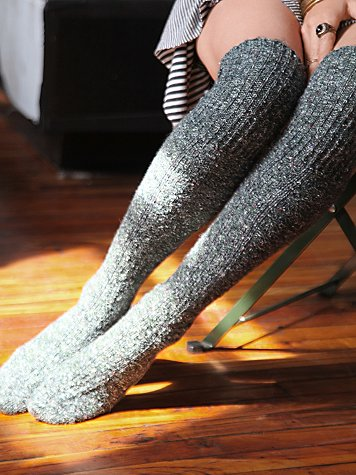 Cozy Sweater Tall Sock