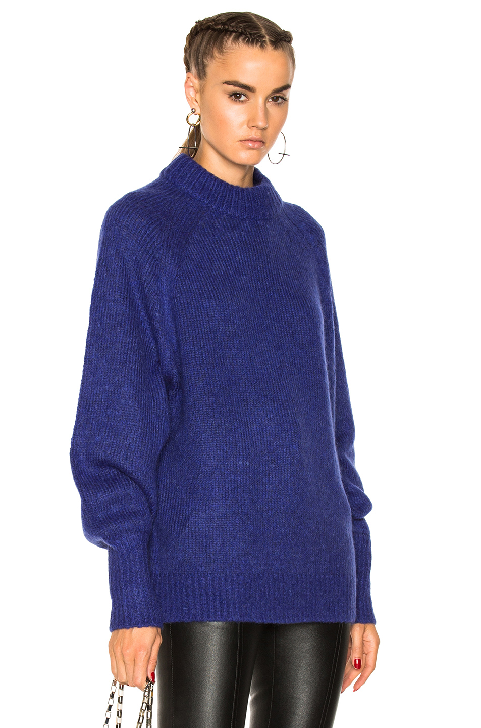 Mohair Oversized Sweater