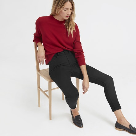The High-Rise Skinny Jean (Ankle)