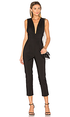 Gloria Deep V Jumpsuit                                             by the way.