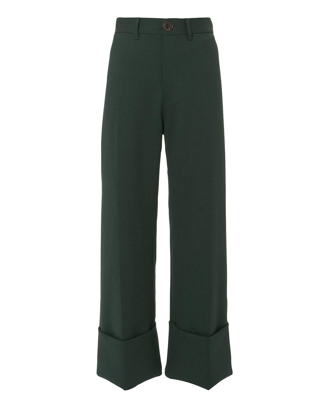 Classic Cuffed Pants