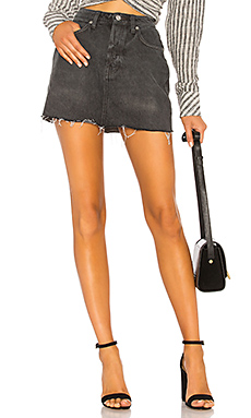 Rugged A-Line Skirt                                             Free People