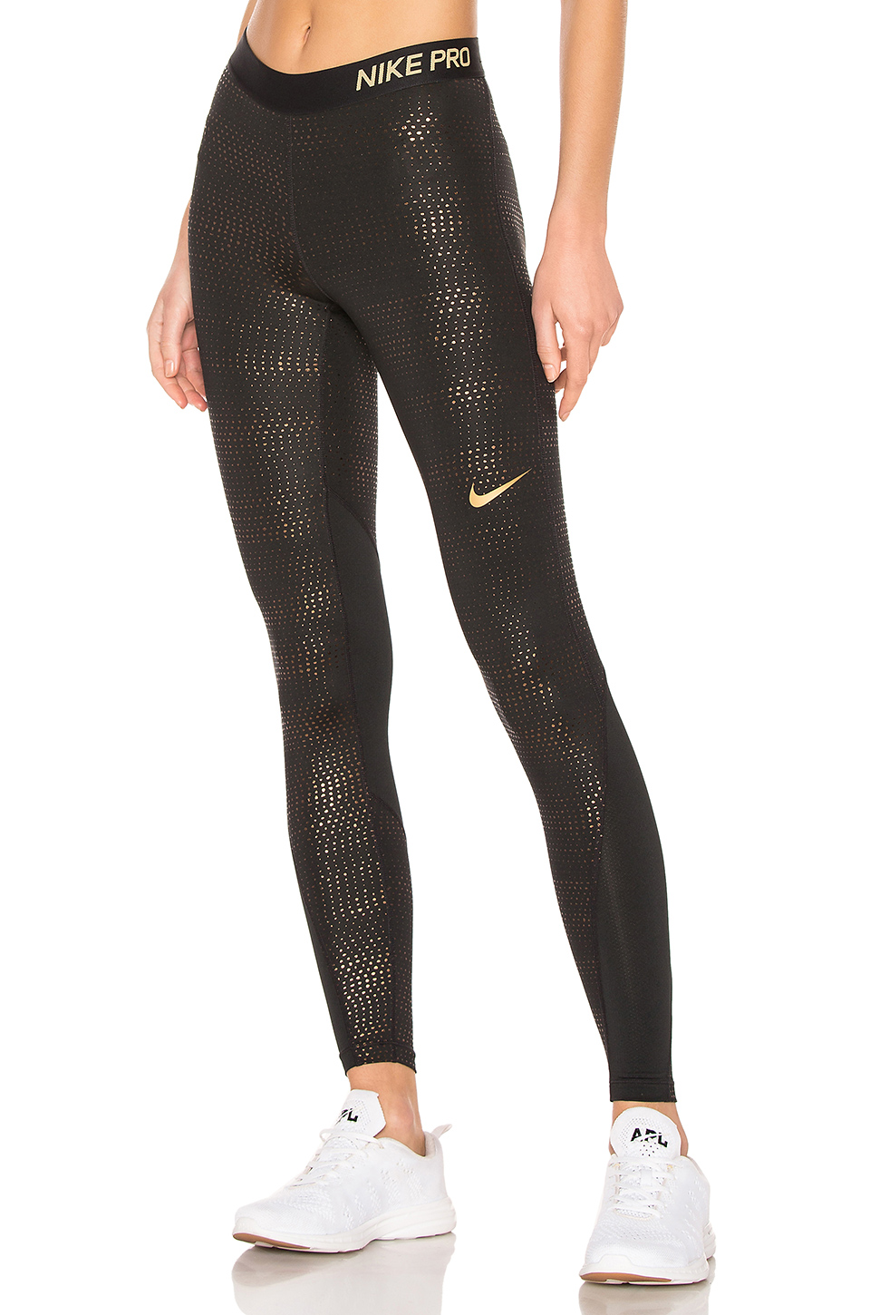 Pro Metallic Dots Tight