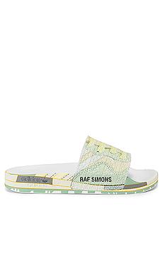 Peach Adilette Slide                     adidas by Raf Simons