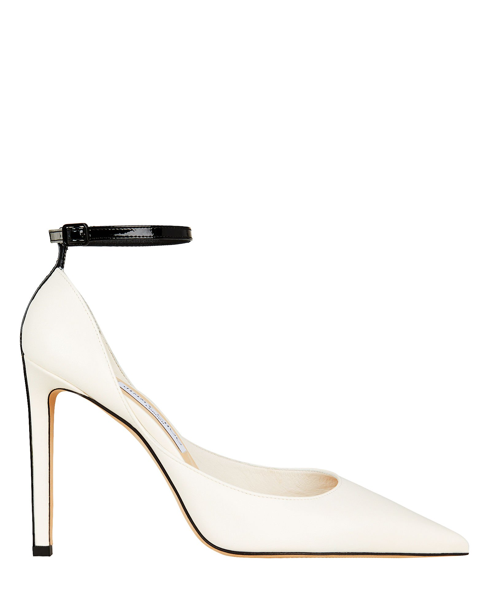 Helix Pointed Toe Pumps