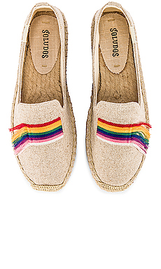 Pride Smoking Slipper                     Soludos