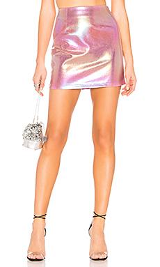 Brandi Mini Skirt                     by the way.