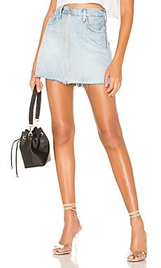 Decon Zip Through Skirt                     LEVI\'S