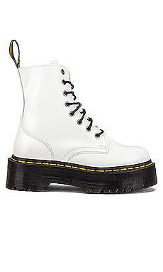 Jadon Polished Smooth Boot                     Dr. Martens