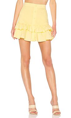 Beau Mini Skirt                     Lovers + Friends