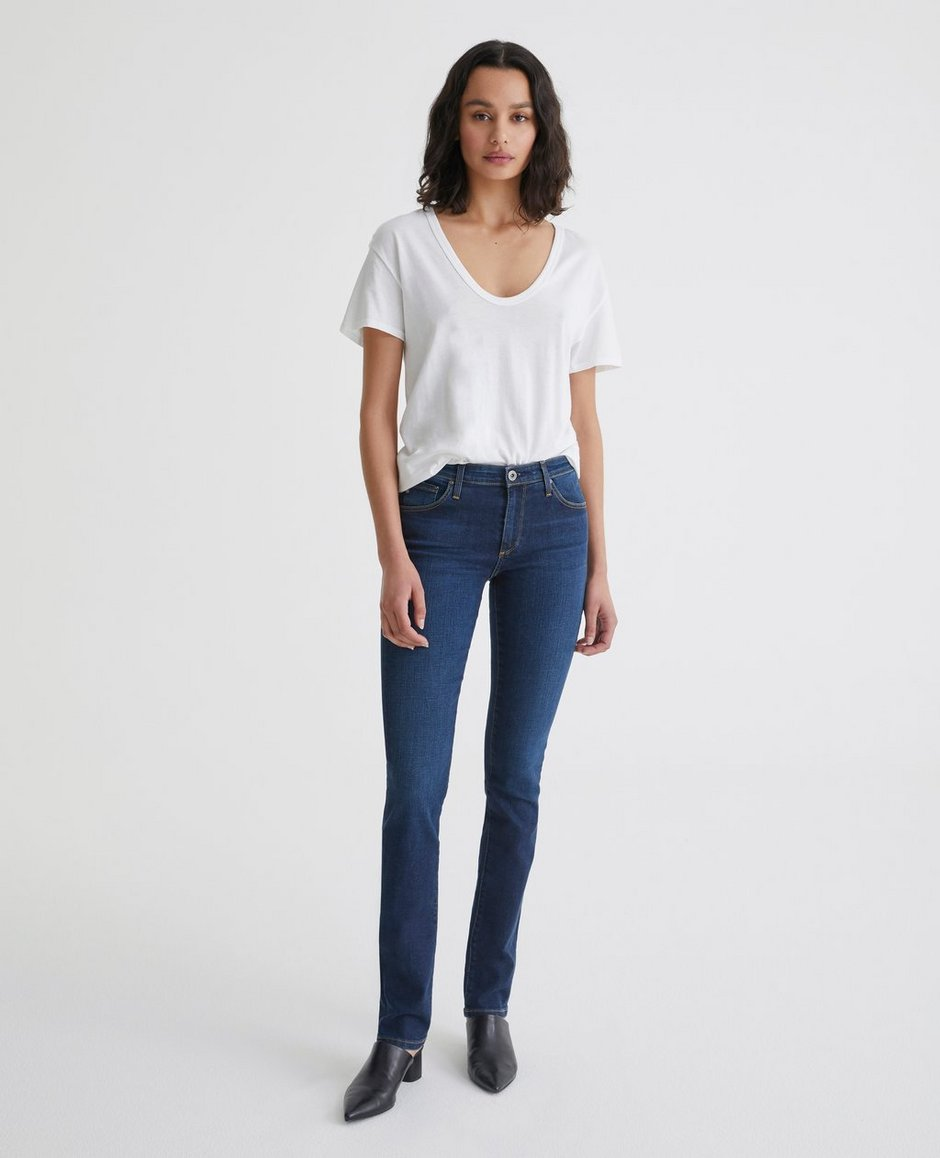 The Harper in Smitten   AG Jeans Official Store