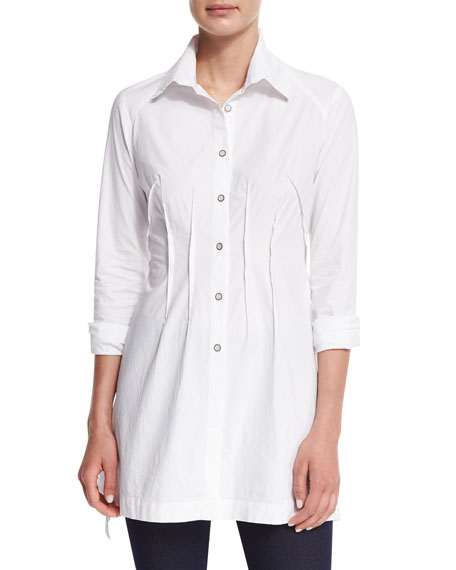 Classic Button Bell Tunic