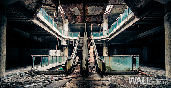 Profit From the Rise of Ghost Malls