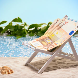 How to Day Trade Like a Beach Bum
