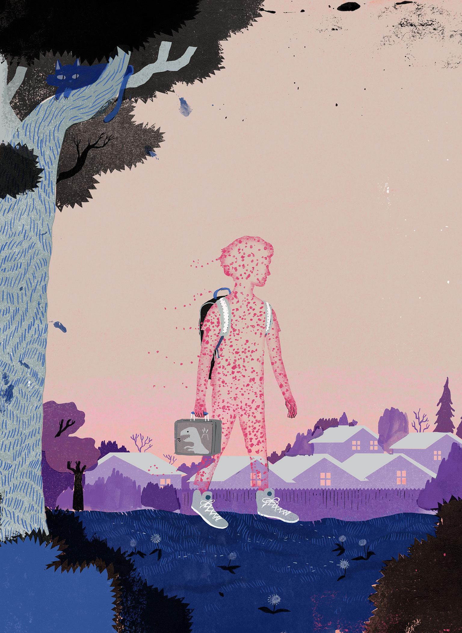 Illustration by Byron Eggenschwiler