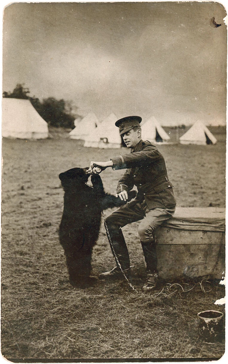 Photograph courtesy of the Colebourn Family Archives