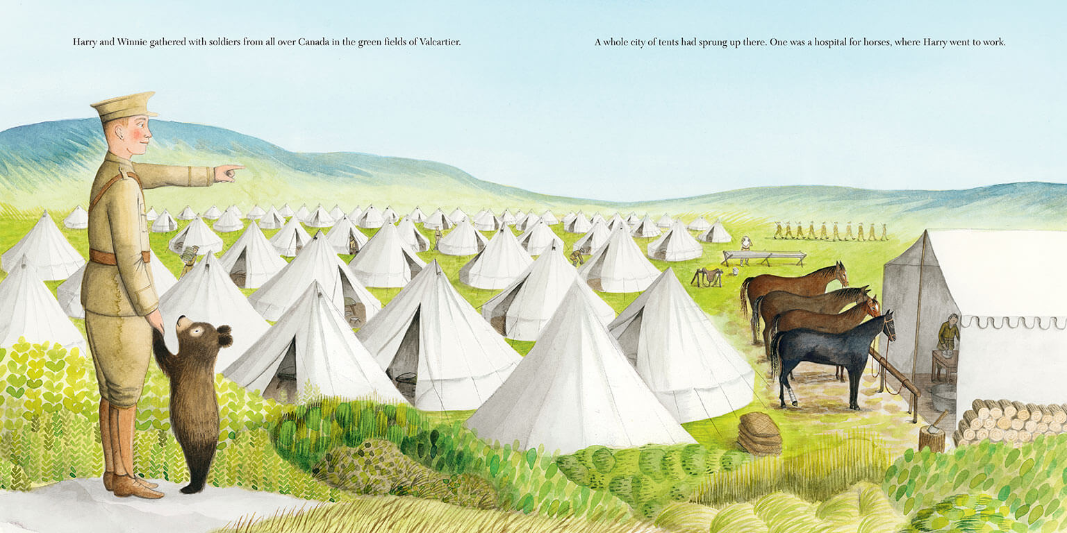 Illustration by Sophie Blackall