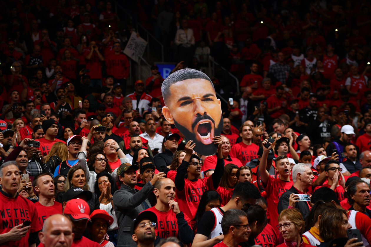 Fanboy Drake Is the Raptors' Ultimate Antihero