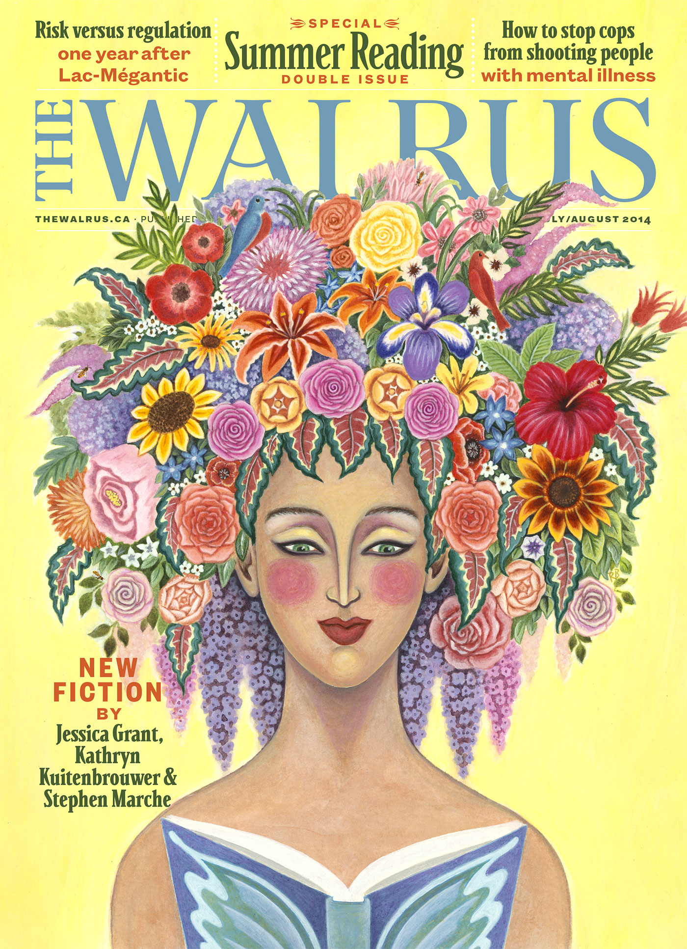 The Walrus July/August 2014 (Volume 11, Number 6)