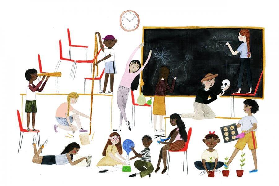 How Schools Can Stop Killing Creativity