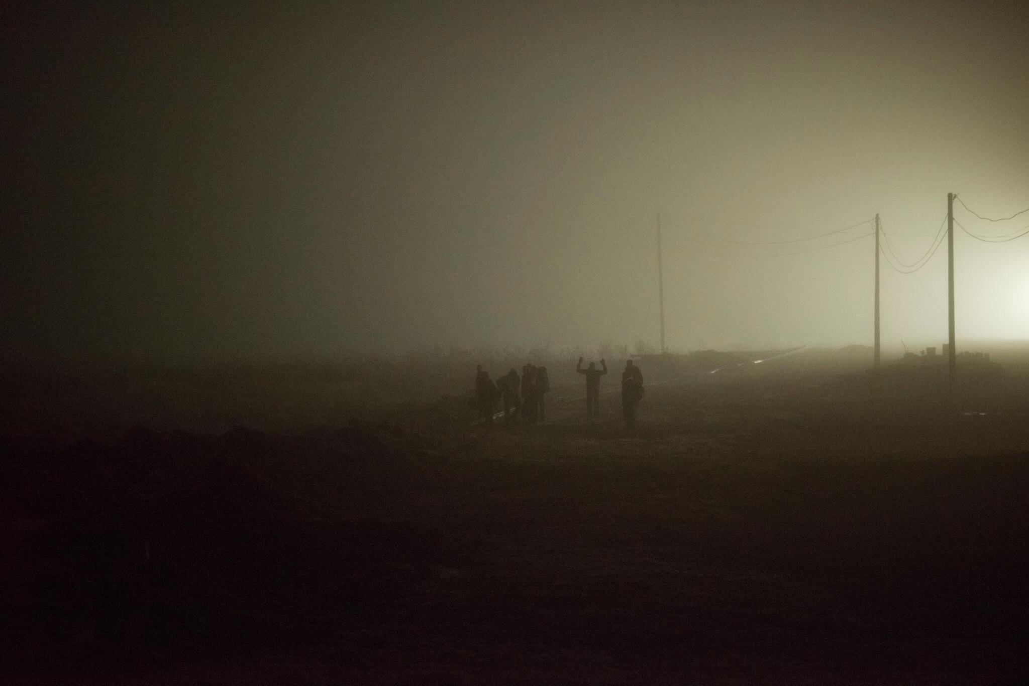 Photograph by Benoit Aquin