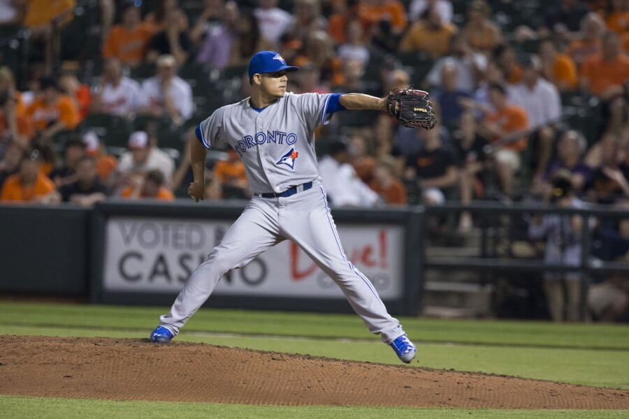 The Rise and Fall and Rise of Roberto Osuna