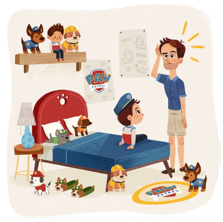 Inside the All-Consuming World of Paw Patrol | The Walrus