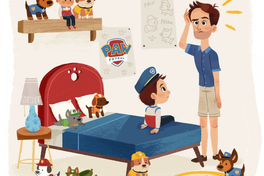 Inside the All-Consuming World of Paw Patrol