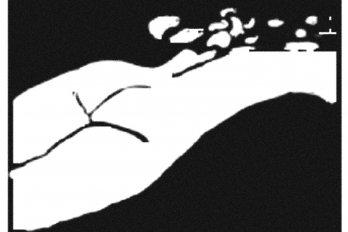 Illustration by Leonard Cohen