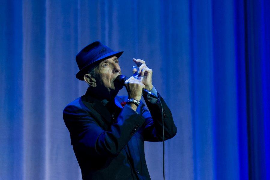 Montreal's New Art Exhibit Celebrates Leonard Cohen's Influence
