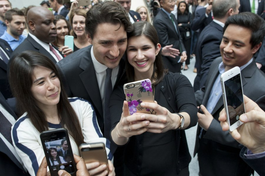 The Intolerable Immodesty of Justin Trudeau