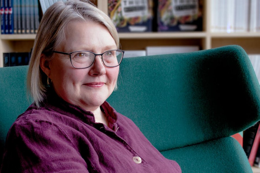 Sheila Barry Was the Superhero of Canadian Children's Literature
