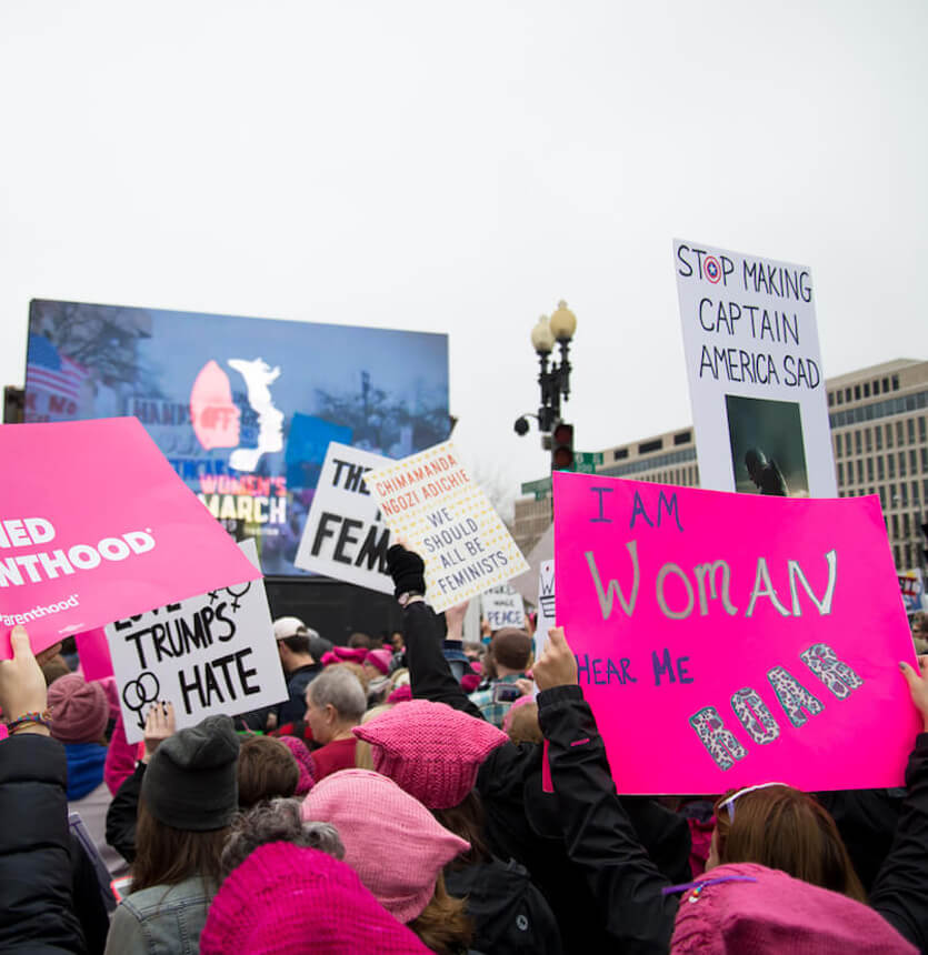 One Year after the D.C. Women's March
