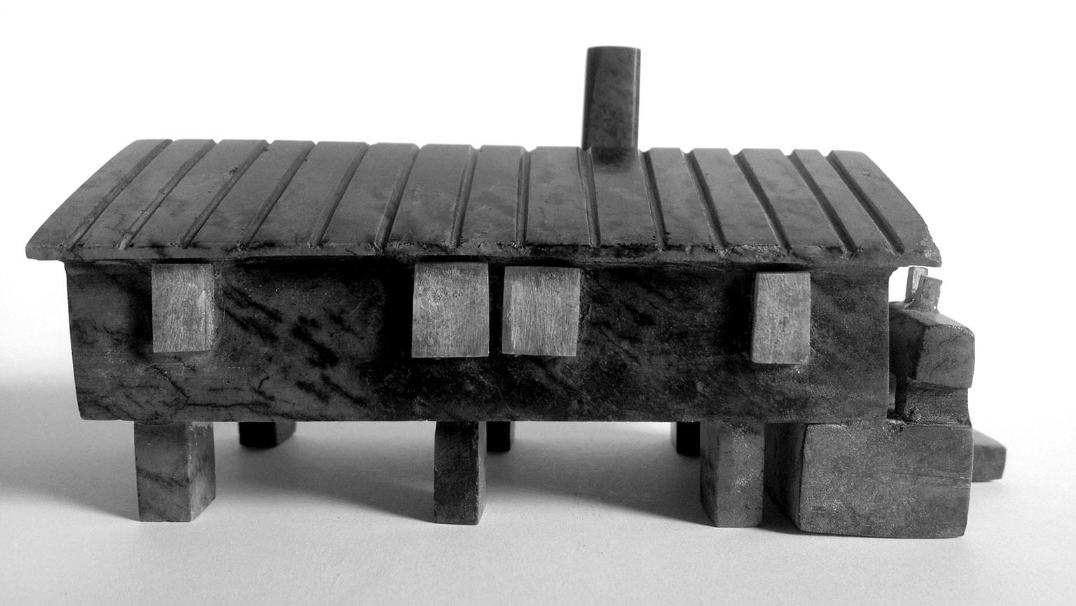Carving by Malaya Pitsiulak/image courtesy of Arctic Adaptations