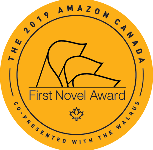 Amazon First Novel Award Logo