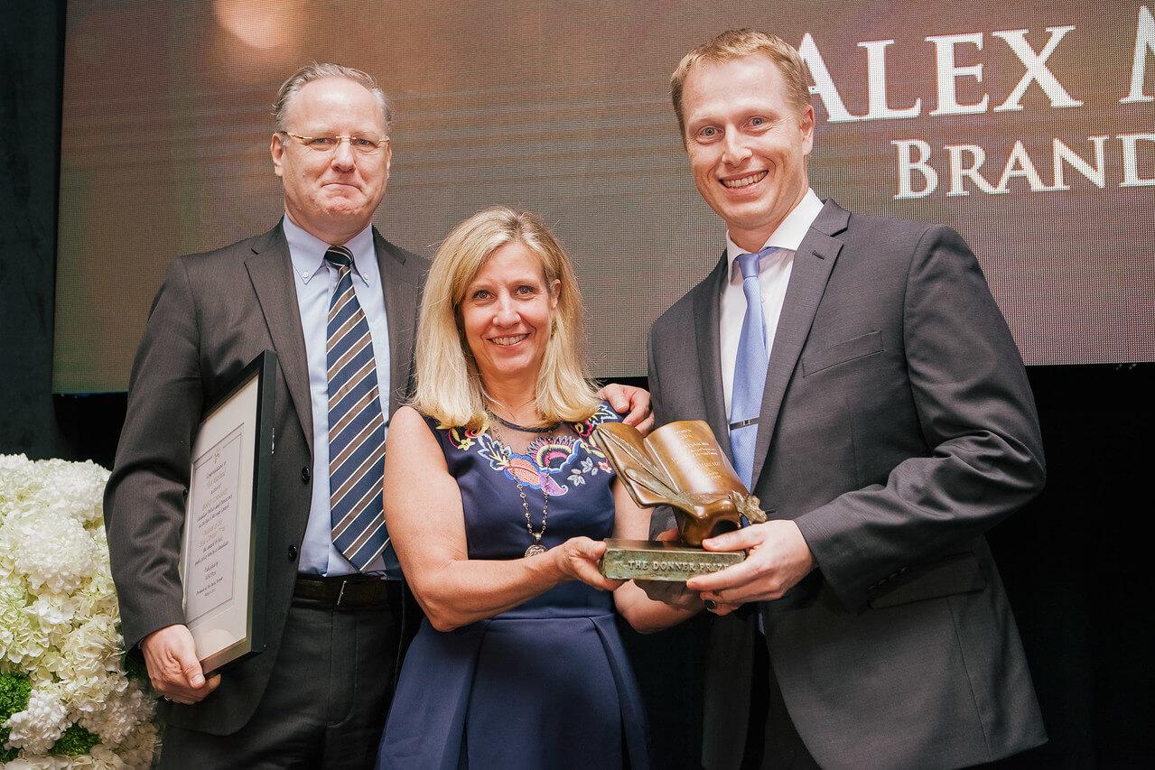 Alex Marland Award