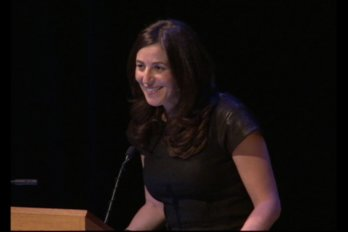 Video Still of Robin Taub from The Walrus Talks Philanthropy