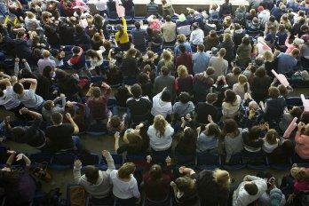Photograph by Nottingham Trent University