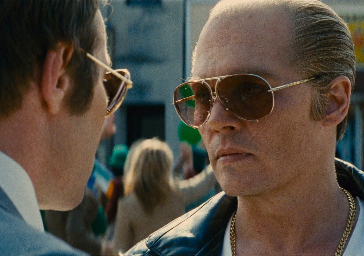 Video still from Black Mass
