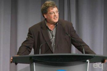 Video Still of Ken Coates from The Walrus Talks Energy