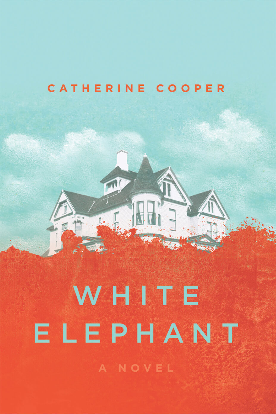 Book jacket for White Elephant